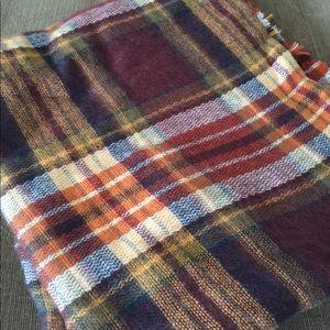 Zara Authentic Blanket Scarf